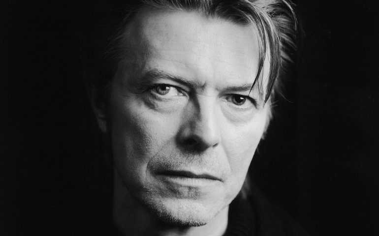 David Bowie, Blackstar is Rising due out on January 2016