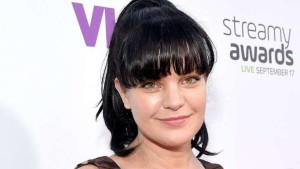 The actress has been with hit TV show NCIS since it began in 2003.