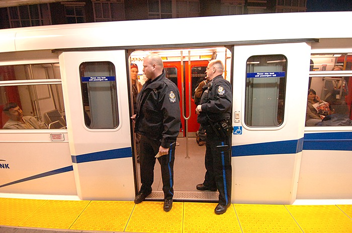 Vancouver SkyTrain Suspects Hurled Racial Slurs Before Attack