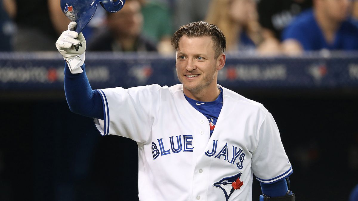 Josh Donaldson wins American League MVP award