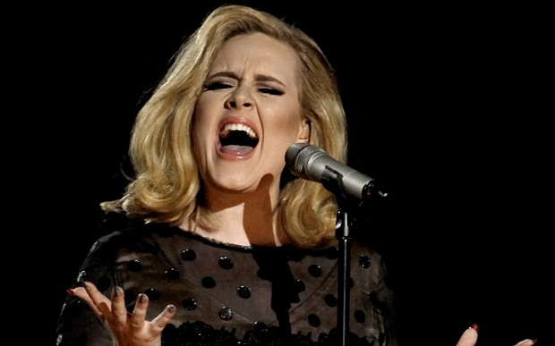Adele's new album sells more than 3m copies, smashing US record