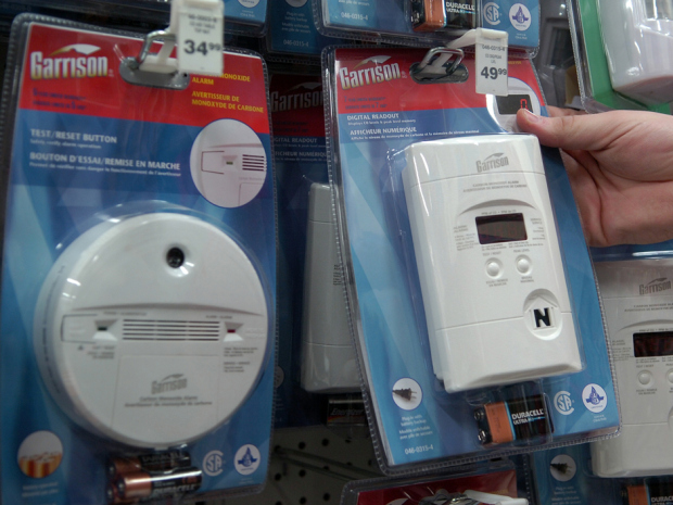The online survey of about 2,000 homeowners from across the country found that 84 per cent of respondents have at least one carbon monoxide detector installed.