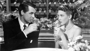"""Betsy Drake with Cary Grant in the 1948 film """"Every Girl Should Be Married.""""  Courtesy of Photofest"""