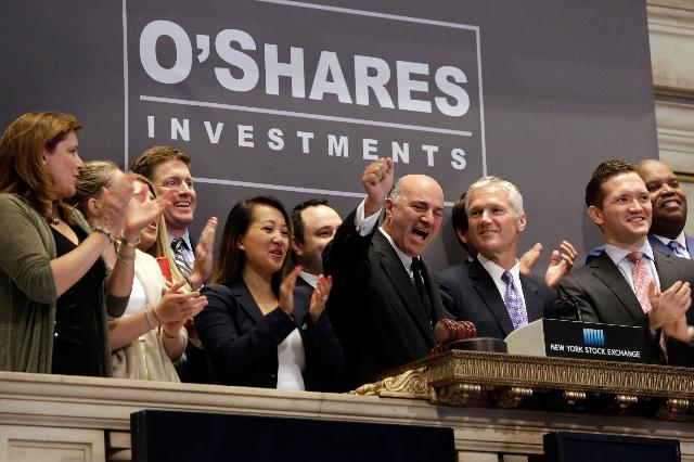 Kevin O'Leary Loves Dividends And Won't Own Stocks That Don't Pay