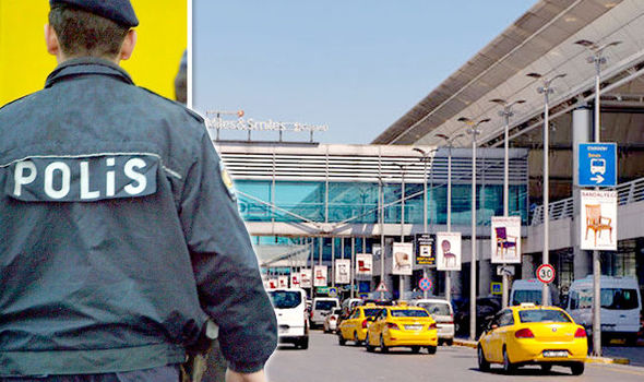 Eight ISIS suspects posing as refugees arrested at Istanbul airport