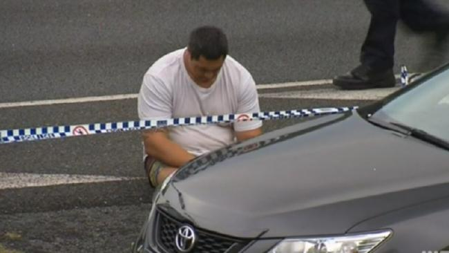 Police have charged a man following the incident.Source:News Corp Australia