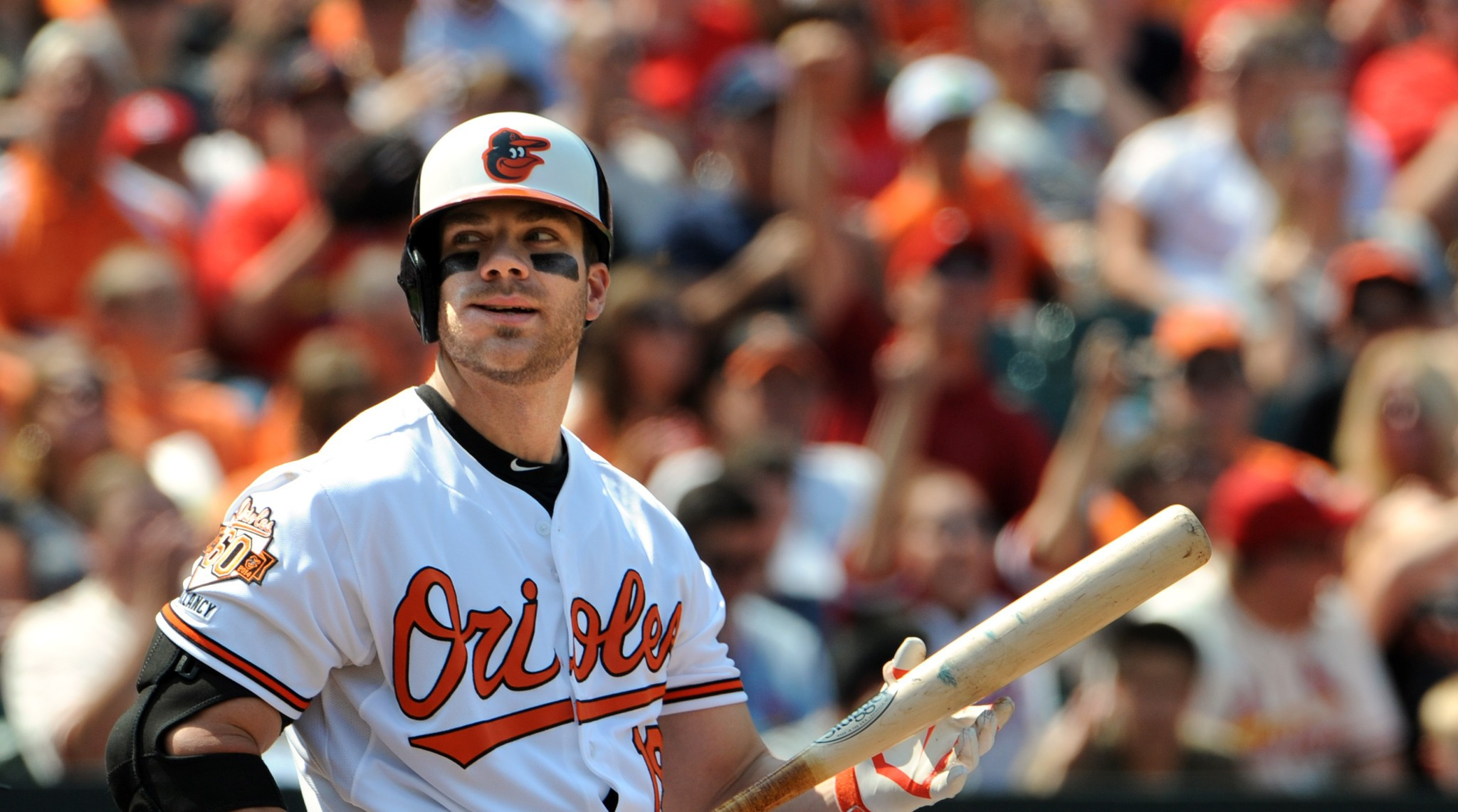 Toronto Blue Jays Rumors: Chris Davis Drawing Interest from Toronto