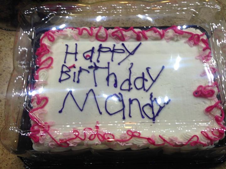 A Woman Received This Cake From The Bakery. Instead Of Complaining, She Did This