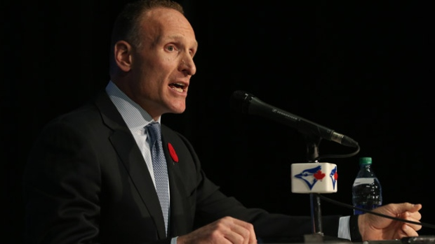 Blue Jays' president and CEO Mark Shapiro has decided to hire Cleveland's Ross Atkins as the team's general manager, opting for him over Tony LaCava.