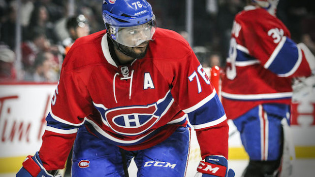 French-language group has problem with pronunciation of P.K. Subban's name