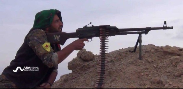 Kurds launch major offensive on ISIS headquarters in northern Raqqa