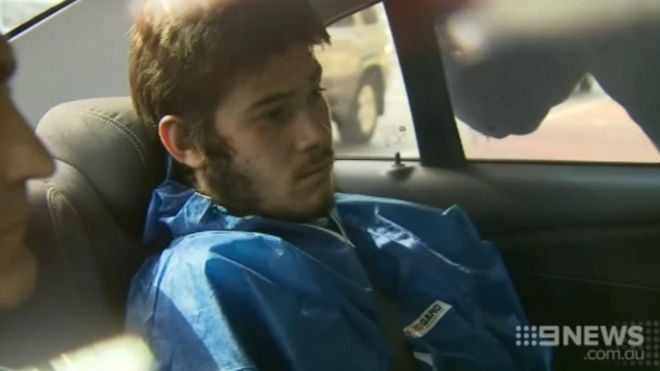 Australia terror accused discussed 'kangaroo bomb'