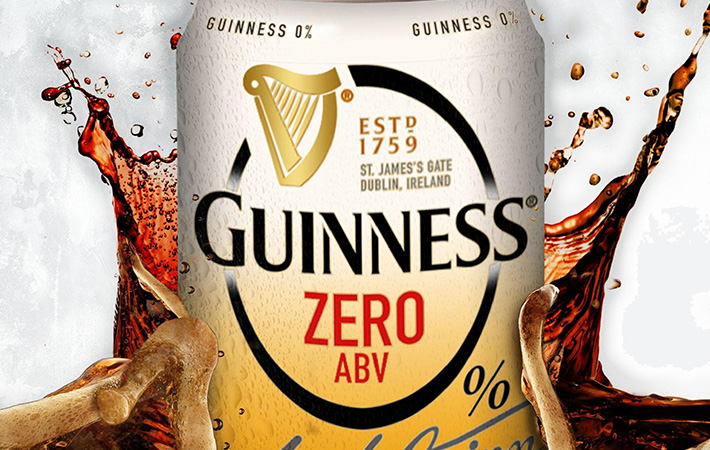 New brew, Guinness Zero, is a reaction to local conservative religious culture. Photo by: Guinness