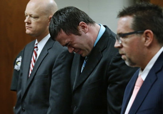Former Oklahoma cop, gets 263 years for rape, sex assault