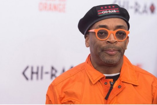 HARLES SYKES / INVISION/AP  Spike Lee won't attend the 2016 Oscars in protest at another year where no actors of colour were recognised by the Academy.