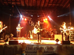 South of 7 performing in Stirling, Ontario Canada photo from facebook
