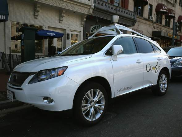 The results suggest the self-driving car project is losing Google money