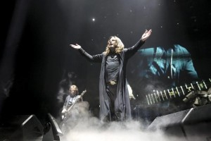Ozzy Osbourne and Black Sabbath perform at the United Center in Chicago. The band brings its final tour to the Tacoma Dome on Saturday. Armando L. Sanchez Chicago Tribune.