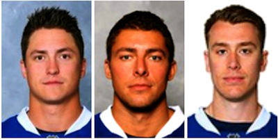 Maple Leafs without Bozak, Lupul and Matthias