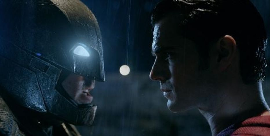 "Record-setting debut for ""Batman v Superman"""
