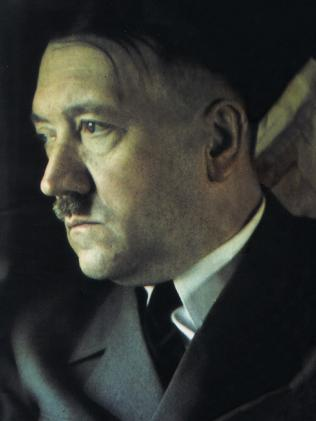 Adolf Hitler reportedly had a deformed micropenis.Source:News Limited
