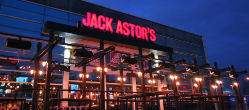 Jack Astor's Bar and Grill Photo via Globe Eater