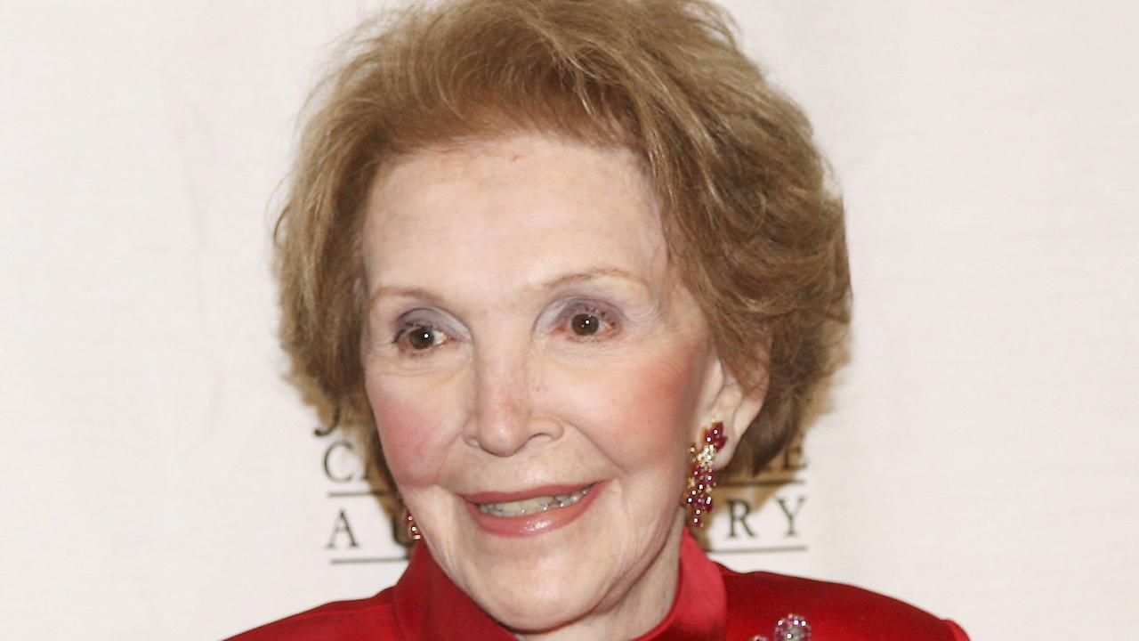 Nancy Reagan (Kevin Winter/Getty Images)