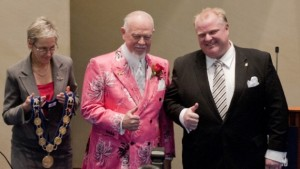 Don Cherry remembers Rob Ford on Twitter