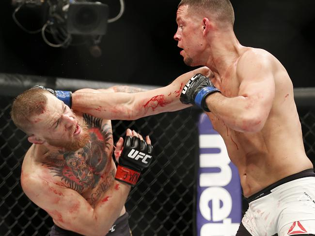 McGregor's willingness to fight has made him a champion.Source:AP