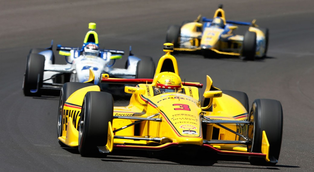 The Indianapolis 500 (AP Photo/Tom Strattman, File)