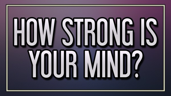 How strong is your mind Photo - Youtube