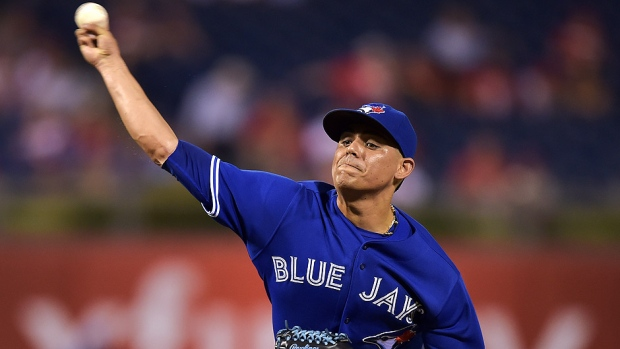 Jays stick with Osuna in closer's role