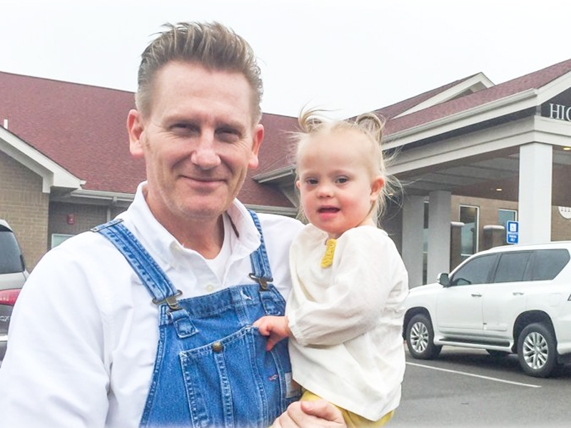 Rory Feek Grants His Late Wife Joey's Wish for Daughter Indiana