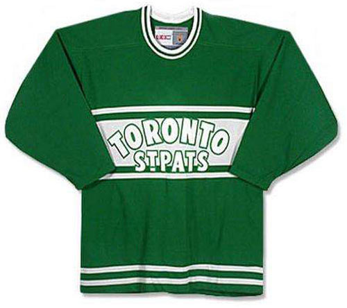 Vintage replica hockey jersey Credit - CoolHockey.com