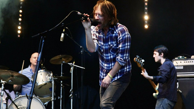 Radiohead's Thom Yorke has said he is as angry as fans who struggled to buy tickets Credit: Yui Mok / PA Wire/PA Images