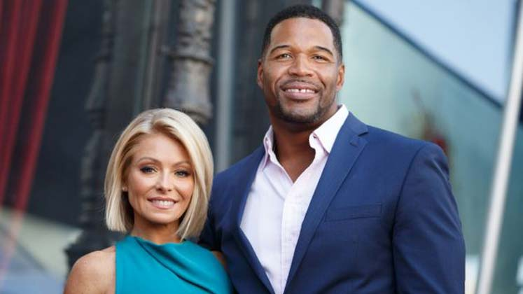 Frenemies! Kelly Ripa and Michael Strahan were lying for the cameras?