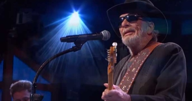 Merle Haggard memorial coming to Muskogee