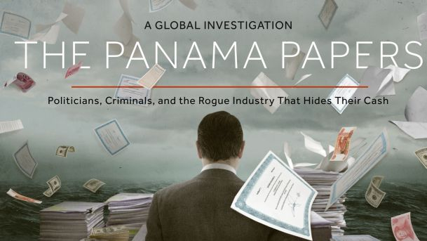 The Panama Papers include approximately 11.5 million documents