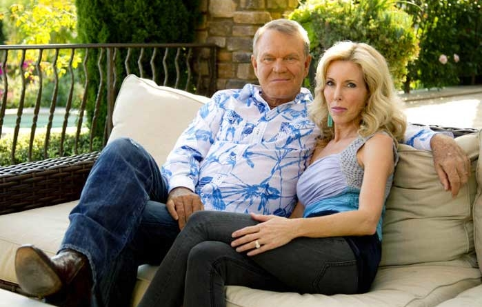 After a silent couple of days, Glenn Campbell's wife releases heart wrenching News