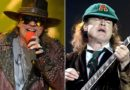 Axl Rose now confirmed as AC/DC's replacement singer