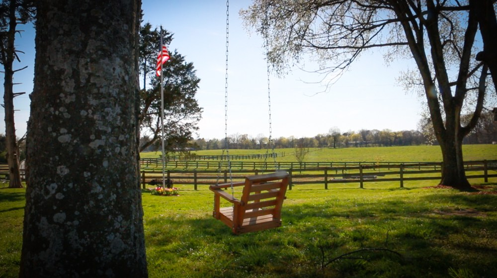 Forrest and Jenny - By Rory Feek