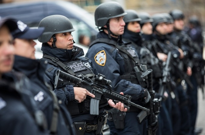 120 arrested in biggest gang bust in New York history
