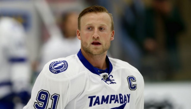 Has Steven Stamkos played his last game for the Tampa Bay Lightning?