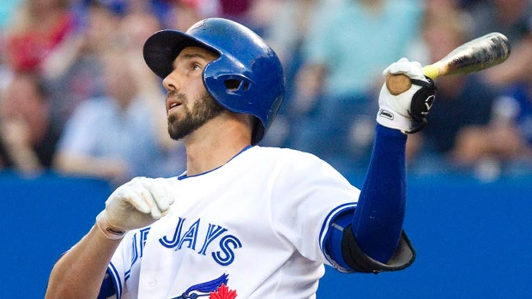 Toronto Blue Jays' Chris Colabello has been suspended 80 games after testing positive for a performance-enhancing substance.