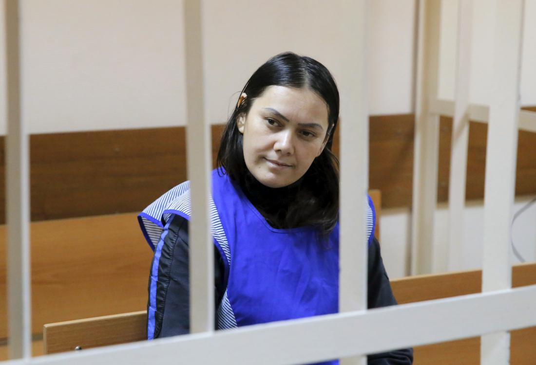Russia: Nanny who decapitated 4-year-old appears in Moscow court