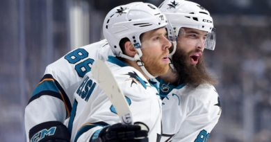 Statistically Speaking: Sharks swim to second round