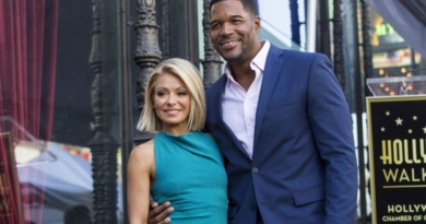 michael strahan kelly ripa reuters