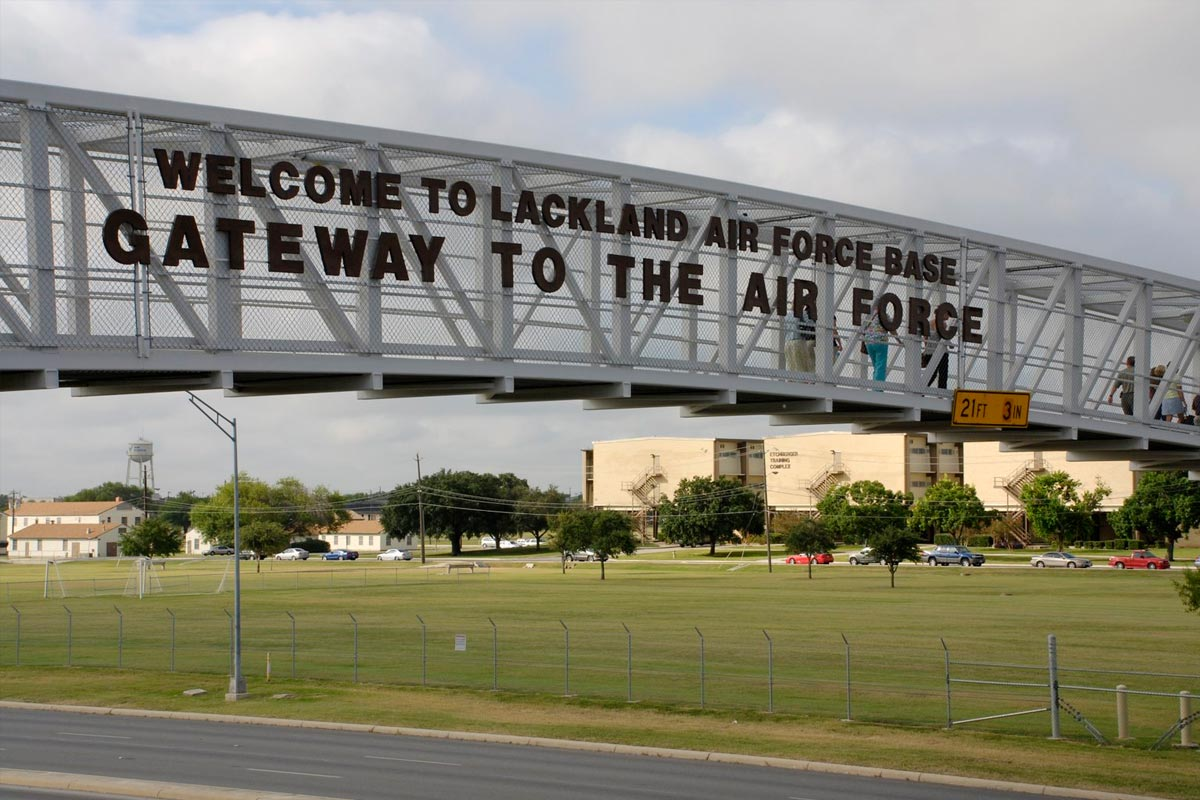 Active shooter reported at Lackland AFB in Texas