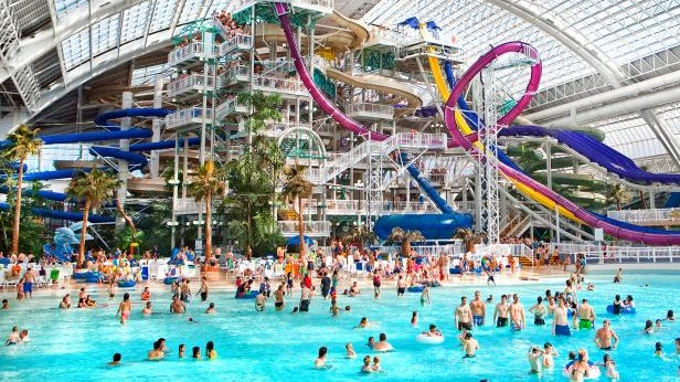 U.K. waterpark bans bikinis, orders visitors to wear 'Islamically appropriate' clothes