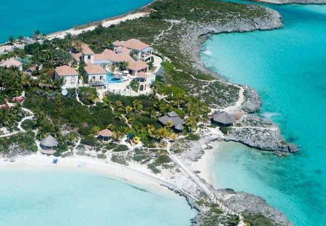 PRINCE - Paradise in Turks and Caicos